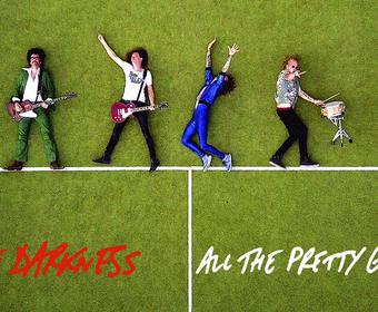 """The Darkness udostępnił singiel """"All The Pretty Girls"""""""