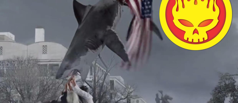 The Offspring w nowym utworze o rekinach