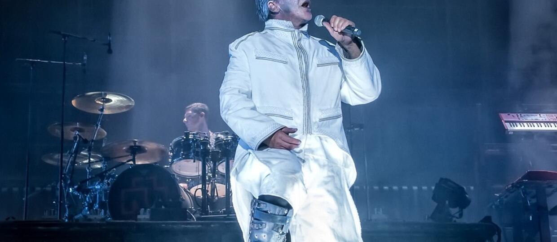 Till Lindemann zapowiedział nowy album Rammsteina