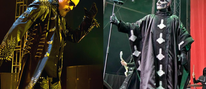 Tobias Forge (Ghost): Judas Priest gra muzykę pop