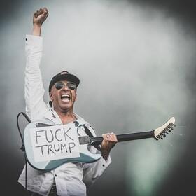 Tom Morello wydał nowy album. Oddał na nim hołd Eddiemu Van Halenowi