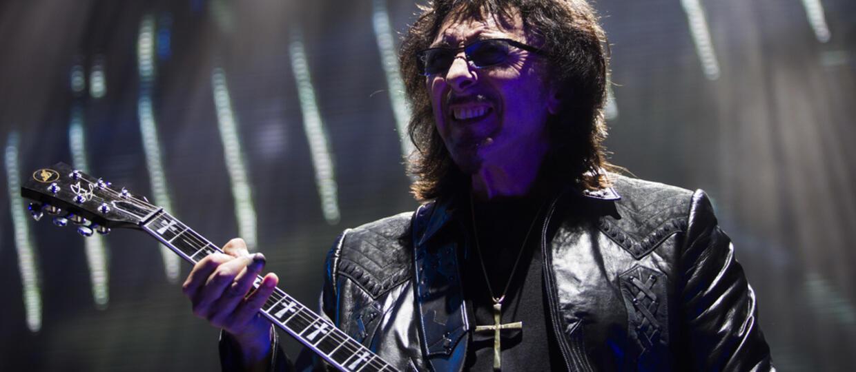Tony Iommi: Eminem chciał wystąpić na mojej solowej płycie. Nie wiedziałem, kim on w ogóle jest