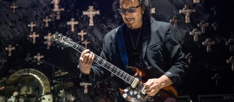 Tony Iommi: Pierwsze koncerty Black Sabbath były beznadziejne