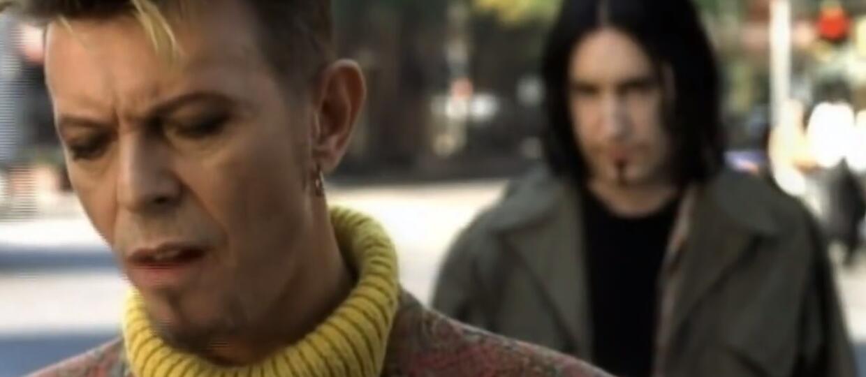 Trent Reznor o tym jak David Bowie pomógł mu wytrzeźwieć