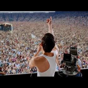 Bohemian Rhapsody i scena Live Aid