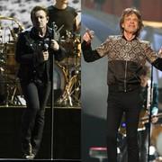 U2 i The Rolling Stones mają problem z holenderskim fiskusem
