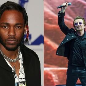U2 ma otworzyć galę Grammy 2018 razem z Kendrickiem Lamarem