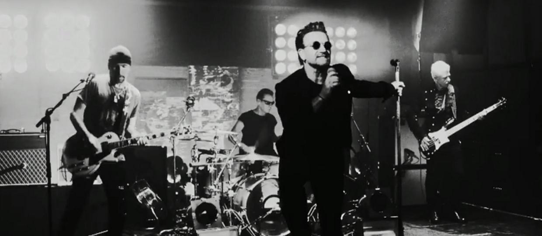 """U2 podzielił się utworem """"The Blackout"""""""
