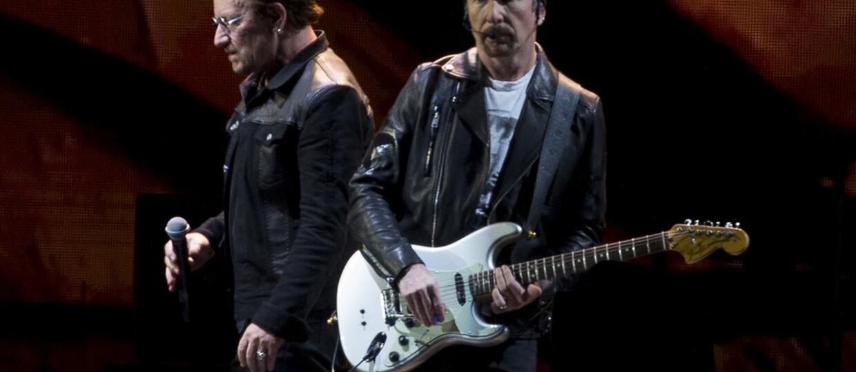 """U2 zagrał na żywo nowy kawałek z """"Songs of Experience"""""""