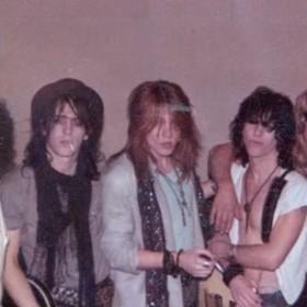 Ujawniono pierwszy w historii radiowy wywiad z Guns N' Roses