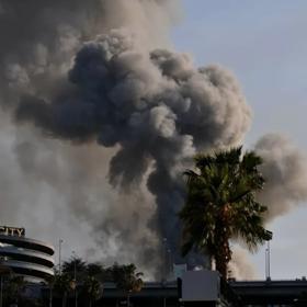 Pożar Universal Studios