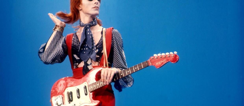 Utwory Davida Bowiego odtworzono na Spotify miliard razy