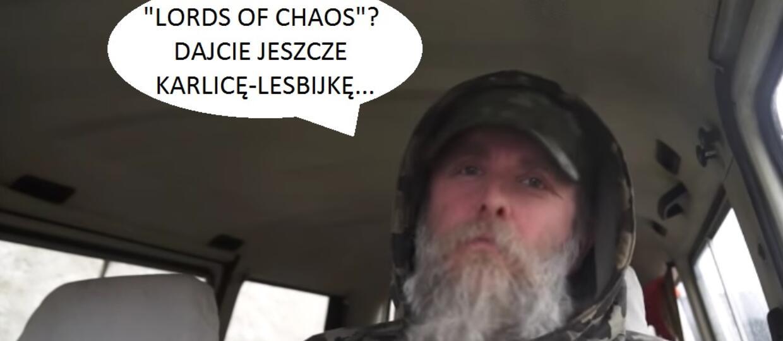 Varg o filmie o blackmetalowych zbrodniach: To hollywoodzkie gówno