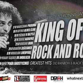 W maju 2018 rusza 5. memoriał Ronniego Jamesa Dio
