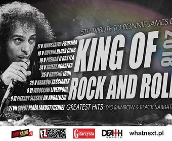 W maju rusza 5. memoriał Ronniego Jamesa Dio