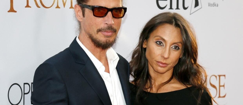 Wdowa po Chrisie Cornellu: Przepraszam, że byłeś tamtej nocy sam