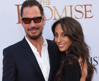 Chris Cornell i Vicky