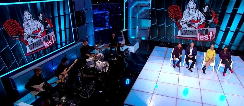 Wielki test z polskiej muzyki rozrywkowej. Jakie pytania padły w telewizyjnym show?