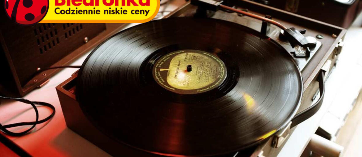 Winyle Nirvany, Guns N' Roses i Deep Purple w Biedronce