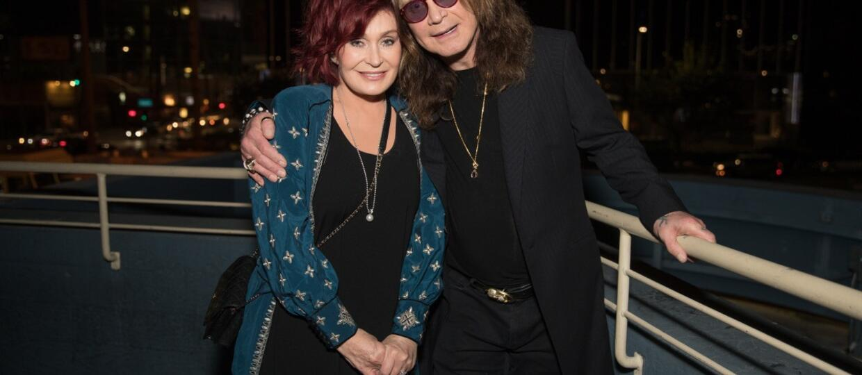 Ozzy i Sharon Osbourne