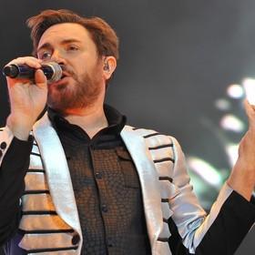 Simon Le Bon z Duran Duran