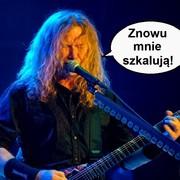 Wokalista Six Feet Under do Dave'a Mustaine'a: Jesteś królem dupków