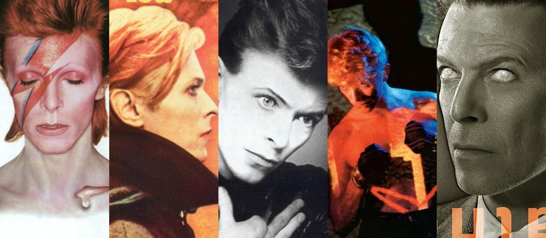 Wszystkie twarze Davida Bowiego