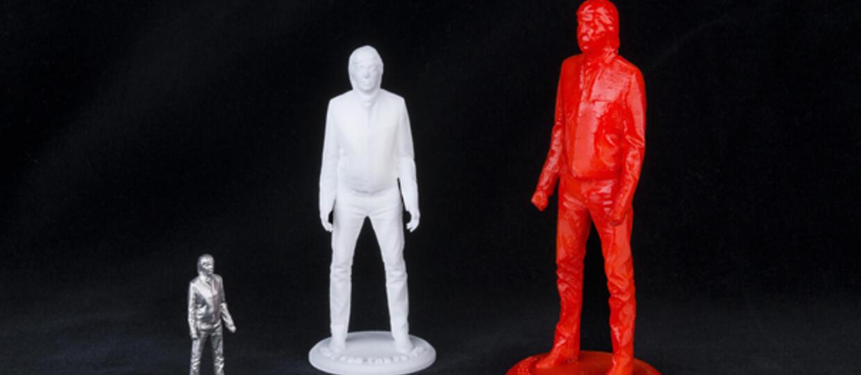 Wydrukuj sobie trójwymiarowego Paula McCartneya