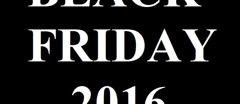 Wyjątkowe płyty na Black Friday 2016