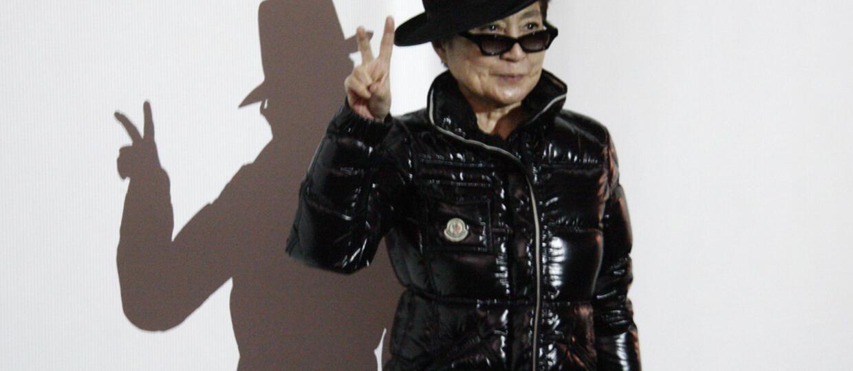 Yoko Ono z nową wersją Imagine