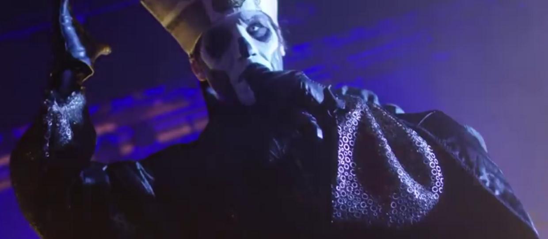 Zajrzyj za kulisy koncertu Ghost