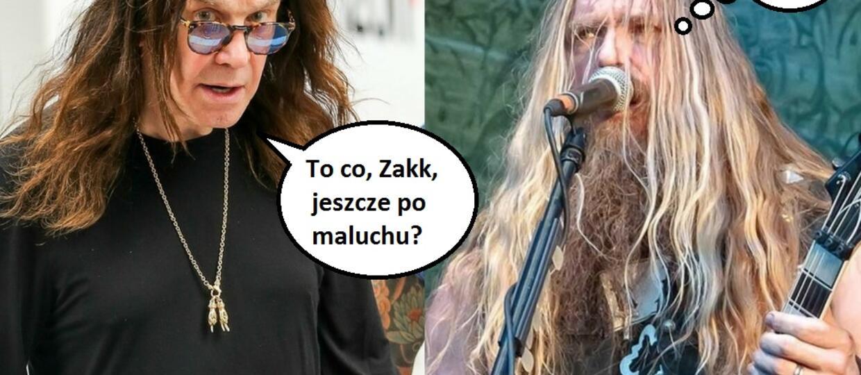 Zakk Wylde: Moje problemy z piciem zaczęły się przez Ozzy'ego
