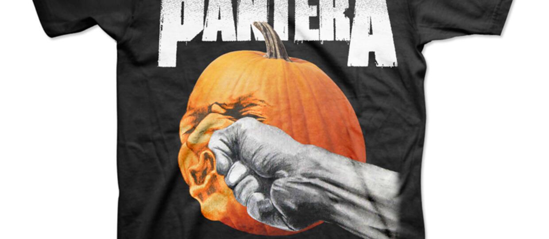 Załóż koszulkę od Pantery na Halloween