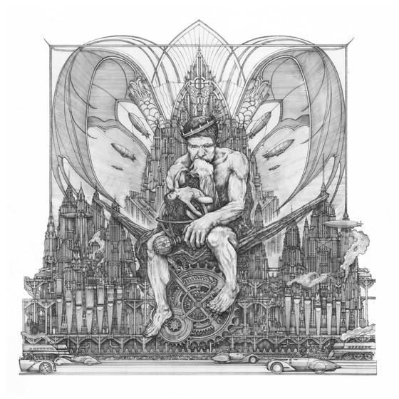 13 GHOST Meliora Majesty