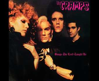 Zmarł Nick Knox, były perkusista The Cramps