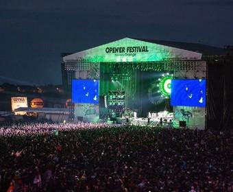 Znamy pierwszych artystów Open'er Festival 2021