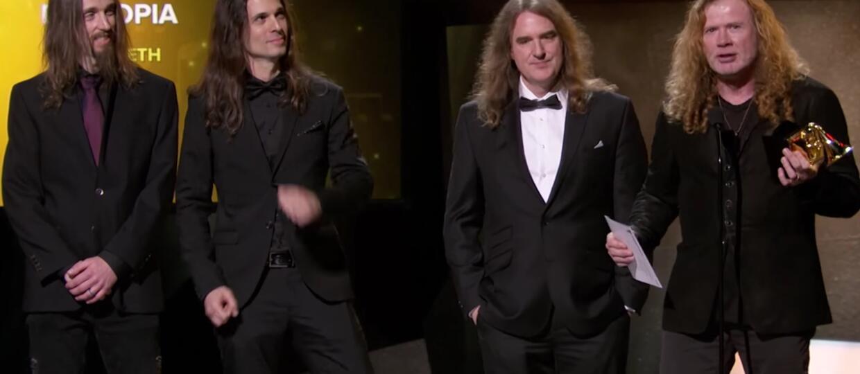 Znamy rockowych i metalowych laureatów Grammy 2017