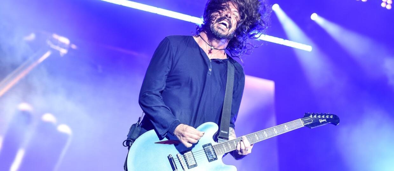 """Znamy zagadkowego gościa nowej płyty Foo Fighters. """"Największa gwiazda pop na świecie"""""""
