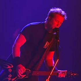 Metallica z koncertowym nagraniem Blackened