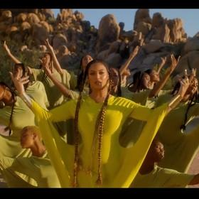 Beyonce z klipem do Spirit