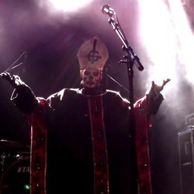 Ghost - pierwszy koncert zespołu