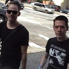 Zobacz nagrania z pierwszej wizyty grupy Ghost w USA