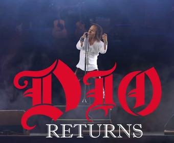 Zobacz nagranie promujące trasę koncertową z hologramem Dio