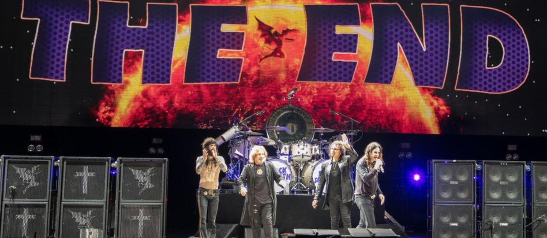 Zobacz ostatni koncert w karierze Black Sabbath
