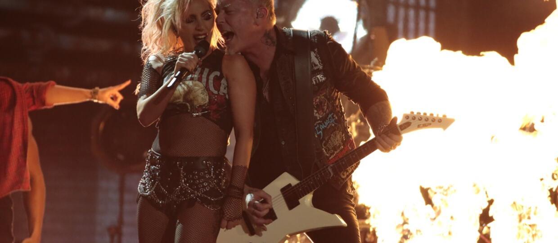 Zobacz wspólny występ Metalliki i Lady Gagi na Grammy 2017