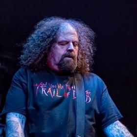 Shane Embury z Napalm Death
