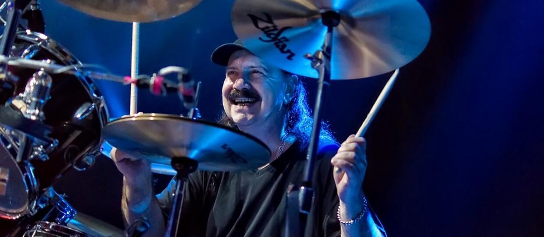Irek Loth: Na pierwszych koncertach Metalliki w Polsce pożyczyłem pałeczki Larsowi Ulrichowi [WYWIAD]