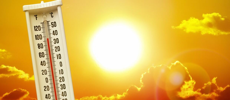 termometr pokazujący upał