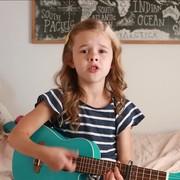 """Najsłodsze, co dziś zobaczycie. 7-latka zaśpiewała m.in. cover """"Shallow"""" ze swoim tatą"""