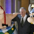 """Współtwórca """"Asterixa"""", Albert Uderzo zmarł w wieku 92 lat"""